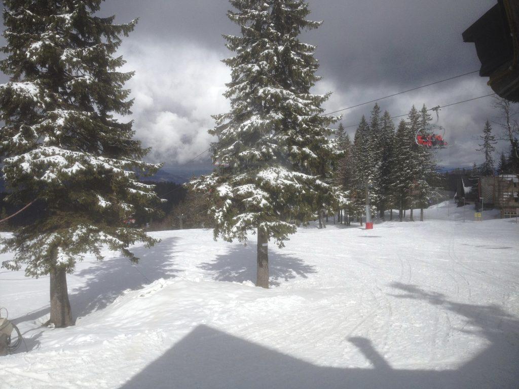 Bosnia Crazy Snow Camp 2013