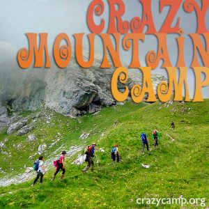 Crazy Mountain Camp