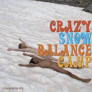 Crazy Snow Balance Camp