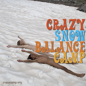 Crazy Snow Balance Camp